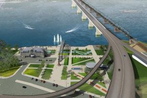 В Новосибирске обсуждают перспективы строительства четвёртого моста