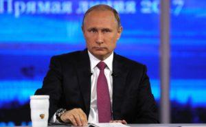 Бизнесмен из Новосибирска задал вопрос президенту о высоких кредитных ставках