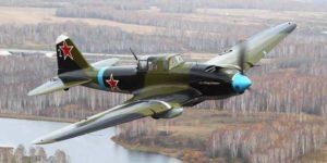 В Новосибирске отреставрировали Ил-2