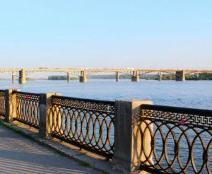 В Новосибирске обсудили обустройство Михайловской набережной
