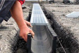 На аварийных участках Заельцовского района установят ливневую канализацию