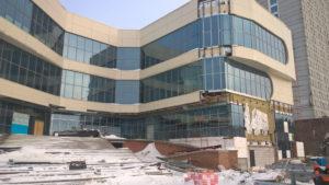 Долгострой возле новосибирского вокзала вскоре сдадут в эксплуатацию