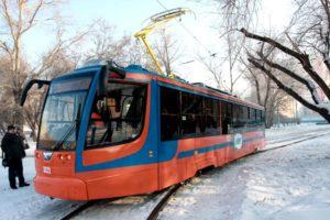 Трамваи Новосибирска модернизируют