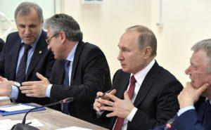 Президент обещал сибирским учёным профинансировать Центр синхротронного излучения