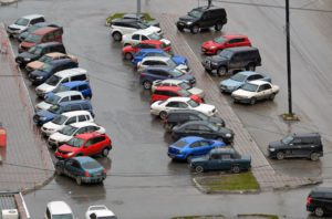 В Новосибирске появится пять новых платных парковок