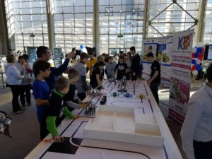 Школьники из Новосибирска завоевали шесть медалей на фестивале PROFEST