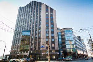 В Новосибирске реализовали большой бизнес-центр