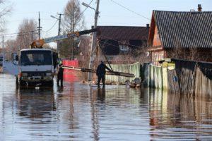 Левый берег Новосибирска может затопить