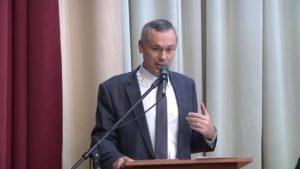 В Мошковском районе заложили аллею «Материнская доблесть»