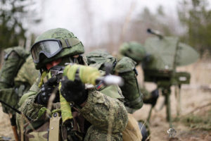 В Международных армейских играх примут участие войсковые разведчики из Новосибирска