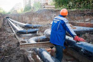 В двух района Новосибирска не будет горячей воды