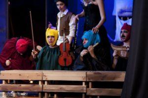 Необычный спектакль планирует поставить новосибирский театр