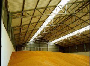 Складской комплекс для зерна появится в Новосибирске