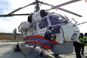 Новосибирская область закупит вертолёты санавиации