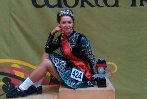 Жительница Новосибирска выиграла восточноевропейский чемпионат по танцам