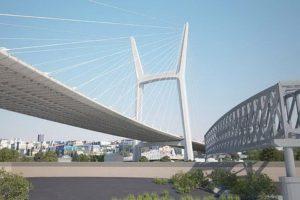 В НСО рассчитывают на получение федерального гранта на четвёртый мост