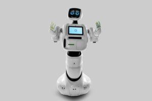 Робот «Промобот» трудоустроился в Новосибирске