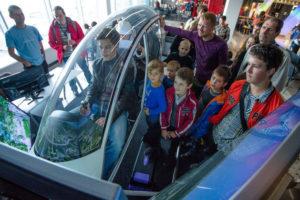 В новосибирском Академпарке состоялся «День полётов»