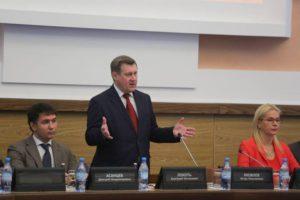 Новосибирский мэр обозначил приоритеты на 2019 год