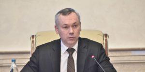Губернатор НСО озаботился налоговой задолженностью