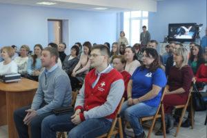 В Новосибирской области открылся центр по поддержке добровольчества