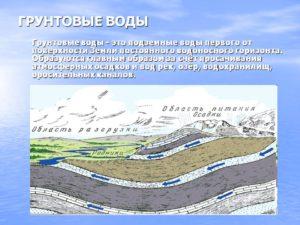 Областные власти выделят средства на создание карты грунтовых вод Бердска