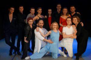 В Новосибирск приехал уникальный театральный коллектив