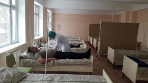 Новый дневной стационар открыли в больнице Новосибирска