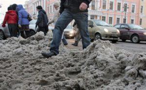 Новосибирск очистят от зимней грязи