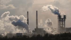 Завод «Искитимцемент» уменьшил вредные выбросы