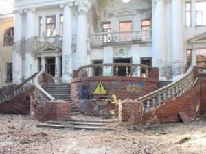 В старом санатории Бердска откроется современный реабилитационный центр