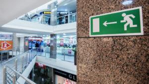 Торговый центр в Новосибирске может закрыться из-за проблем с безопасностью