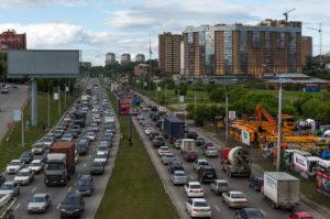 «Умная» транспортная система внедряется в Новосибирске