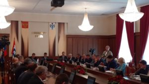 Стратегия развития НСО не поддержана областными депутатами