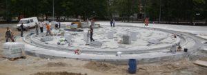 В Новосибирске открывается «фонтан Грефа»
