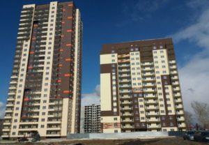 В Новосибирске появится 25-этажный дом