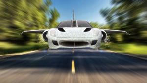 В Сибири создают летающий автомобиль