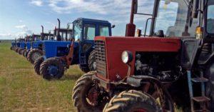 За несколько лет Новосибирская область полностью обновит сельхозтехнику