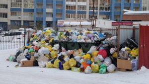 Перевозчики ТКО уходят с рынка Новосибирской области