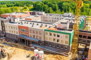 Новая школа откроется в наукограде Кольцово