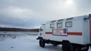 В Новосибирской области работают мобильные пункты обогрева