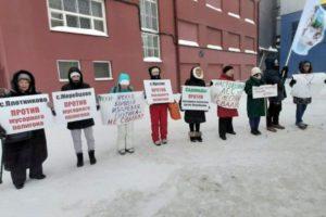 Жители Жеребцово выступили против строительства мусорного завода