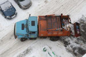 В Новосибирской области обсуждают вопрос вывоза мусора