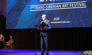 Транссибирский арт-фестиваль открылся, несмотря на коронавирус