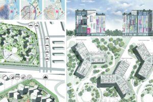 В Новосибирске реализуют проект межвузовского кампуса