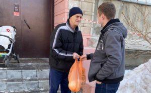 Волонтёры Новосибирска готовы прийти на помощь в ситуации самоизоляции