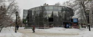 В Первомайском сквере будут сносить двухэтажное кафе