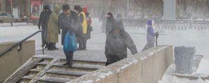 Новосибирцев ждёт резкое ухудшение погоды