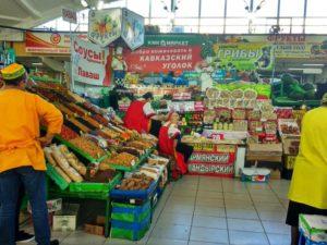 Новосибирские рынки начнут работать