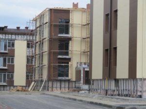Недостроенный ЖК «Новомарусино» стал заселяться